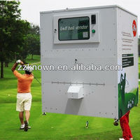 1000pcs capacity Golf Ball vending machine