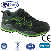 NMSAFETY Nubuck Leather work safety shoes work footwear sport safety shoes