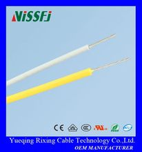 teflon covered heating cable UL FEP Teflon Insulated cables and wires