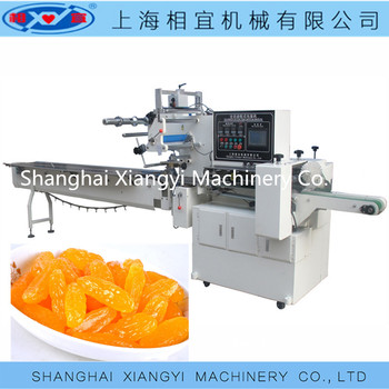 Automatic Multi-function High Speed Pillow Type Potato Chips Wrap Packing Machinery