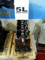 Brand New Diesel Engine 5L For TOYOTA Hiace