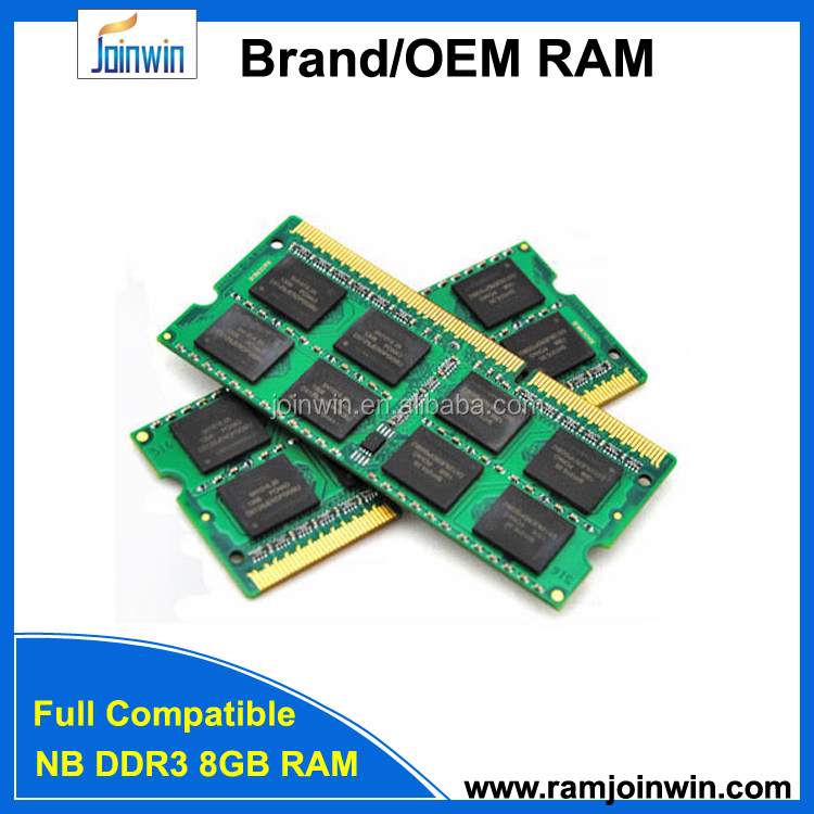 Scrap computer parts for sale 512mbx8 204pin ddr3 8gb laptop ram