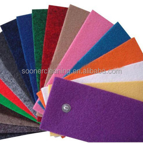 [soonerclean] Customized Needle Punched Polyester Nonwoven Felt