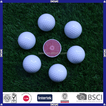 customized logo blank golf ball with factory price
