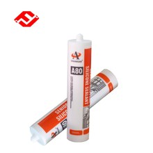 Structral transparent silicone adhesive sealant for glass
