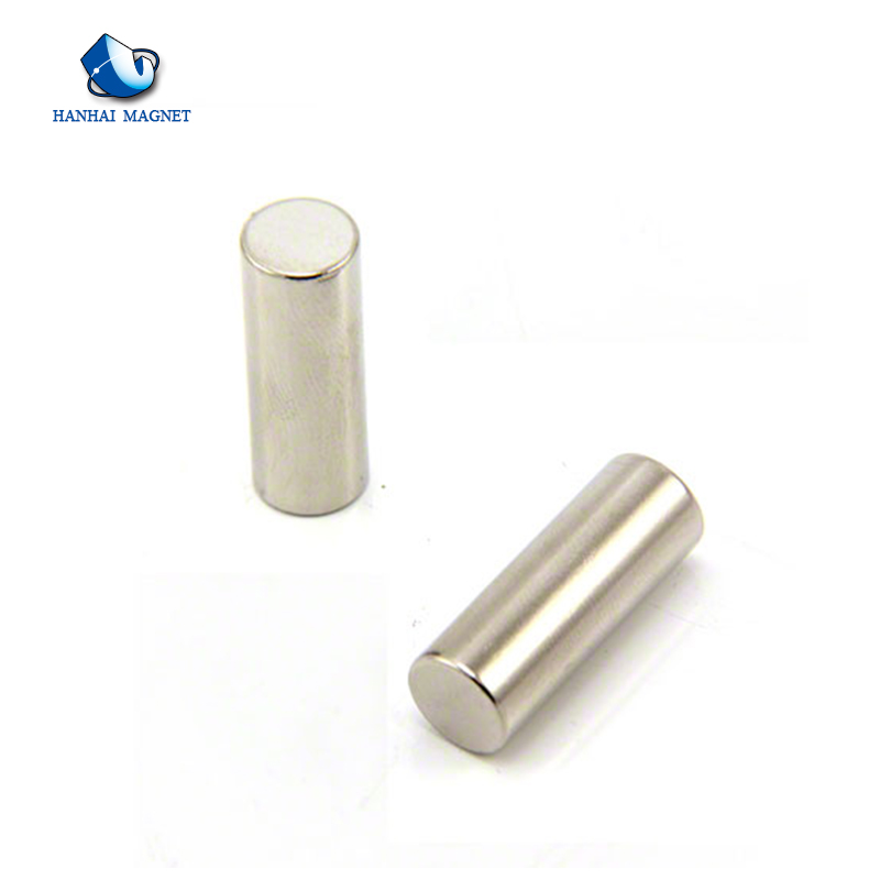 China Custom N38 round NdFeB industrial magnets with various shapes