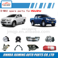 spare parts for isuzu mu x manufacturer