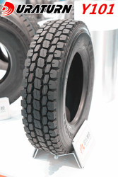Y101 YANCHANG DURATURN high quality Radial Truck tire 11R22.5
