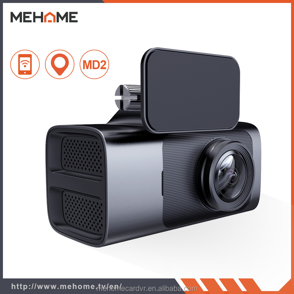 mini Wifi dash cam Mehome MD2 car dvr with GPS function, gesture induction Full HD 1080P Car Dash Cam car driving recording