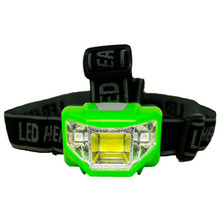 New design COB head lamp COB headlamp 3W 200 lumens
