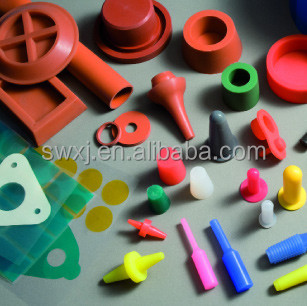 Silicon rubber product