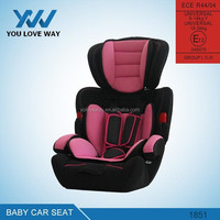 Classic Design baby seat car from baby car seat manufacture