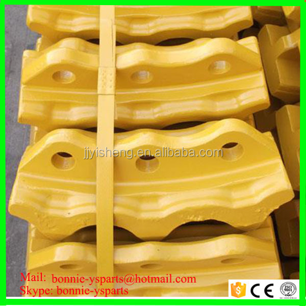 factory price bulldozer sprocket for D5 D5B D5H roller chain dozer sprocket