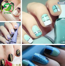 2015 New Design Fashionable Colorful Nail art/nail stickers & decals/nail salon
