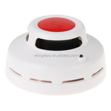 First Alert Battery-Operated Smoke Alarm with Infrared Photoelectric Sensor, Transmitting Distance: 200m