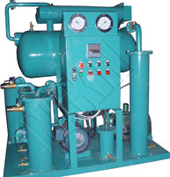 Single Stage Vacuum Transformer Oil Dehydration Plant Oil Filtration Machine