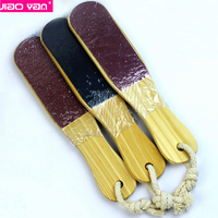 double sided sandpaper wooden Foot File/ Calluses Remover Free DHL/ FedEx Shipping #4701