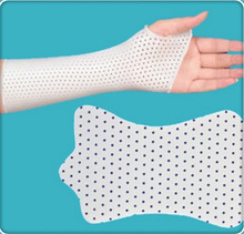 Thermoplastic Splint Sheets and rolled splint