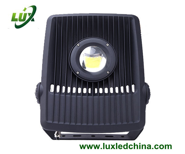 outdoor IP68 waterproof 100w led flood light building exterior led lights