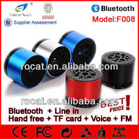 sound system wireless bluetooth speaker with microphone