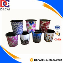 Professional Factory IML Labels is Printing for Wastebasket
