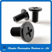 Made In China Paint Black Cross Mchine Screw M3 For Sales
