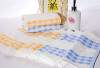 china supplier walmart best selling classical soft 100%cotton faceTowel