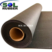 Environment Protection Gym Rubber Flooring Mat