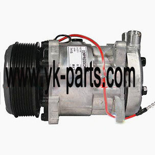 Sanden 7H15 8100 AC compressor for Ford New Holland TRACTOR Case-IH TRACTOR