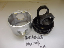 Large stock DCi11 auto engine piston D5010222090 from manufacturer