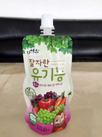 Korea beverage packing bag