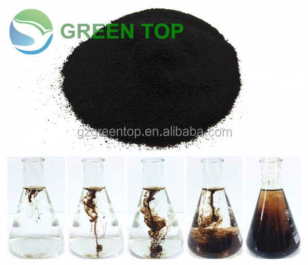 Quick released water soluble humic acid potassium humate agriculture organic fertilizer