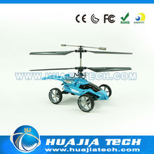 2014 Newest 3.5 IR Transforming Helicopter With Shooting Function HJ119033 toyabi helicopter