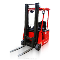 MIMA 3 wheels forklift truck withAC driving motor