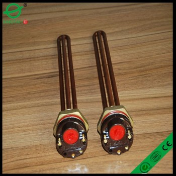 electric water boiler heating elements and thermostat