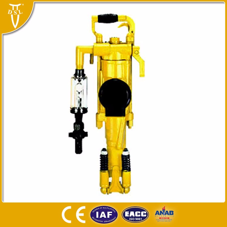 Wholesale Mine Coal Compress Air Rock Drill Machine