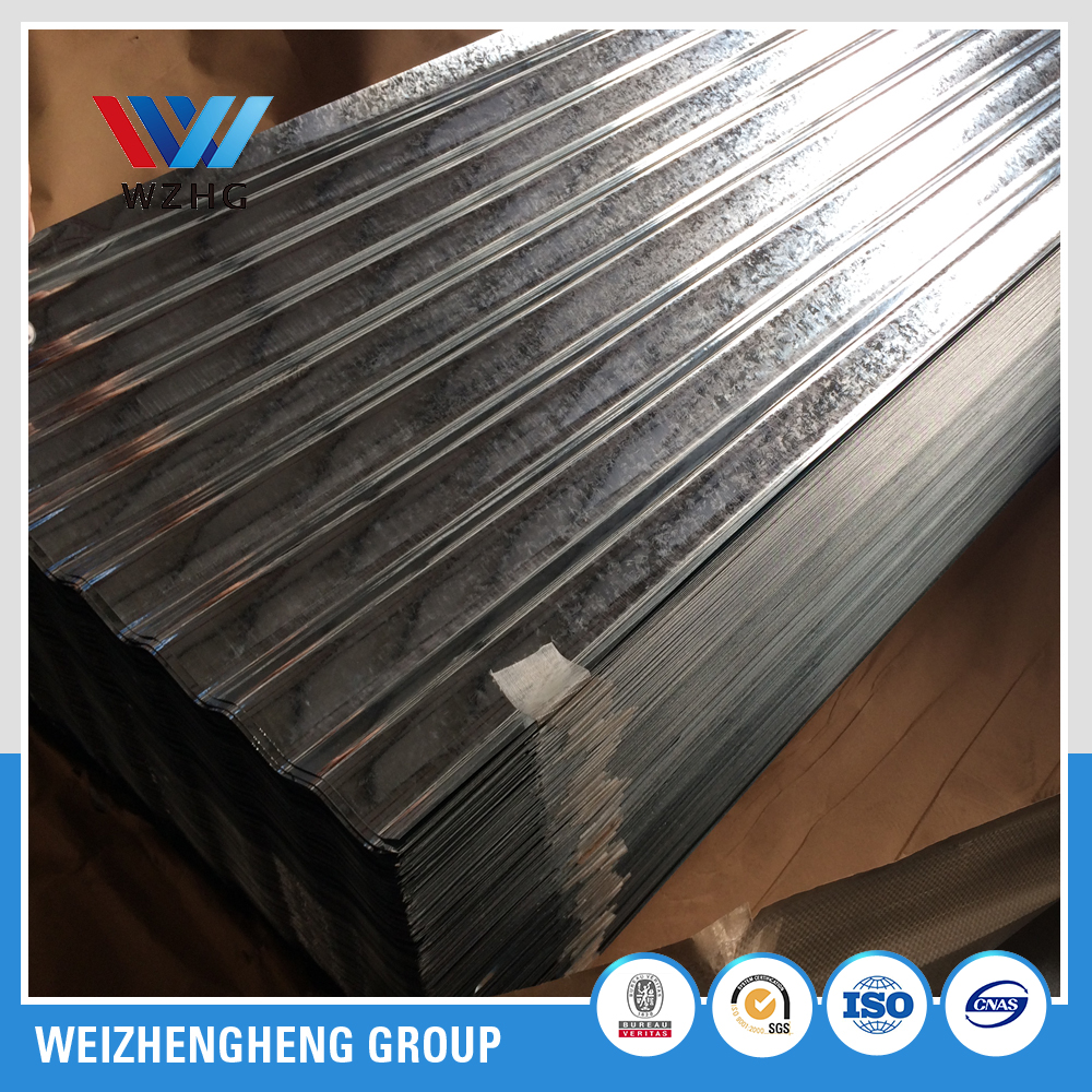 DX51D Zinc Coated Cold Rolled/GI/Hot Dipped Galvanized Steel Sheet/Plate/Coil