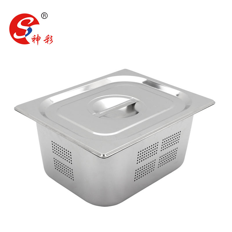 Restaurant kitchen & hotel supply stainless steel steam table pan