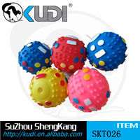 China UFO dog balls with different color SKT026
