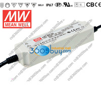 LPF-90D-24 90W 24V3.75A MeanWell PFC IP67 LED power plastic waterproof dimming supply