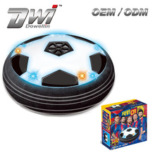 DWI Football Club Famous Star Battery Operated Funny Air Hover Flashing Soccer for 2018 Russian World Cup