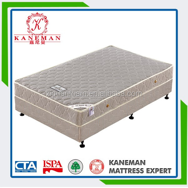 factory direct sale 5 star Hotel mattress and bed base for wholesale