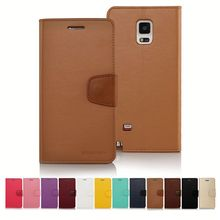 Classic Leather Flip Case Cover For Samsung Galaxy Note3 neo
