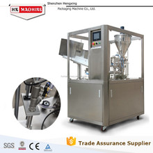 Automatic Ultrasonic Plastic Tube Filling And Sealing Machine