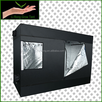 Indoor hydroponics highly reflective fabric 600d mylar for Indoor gardening reflective material