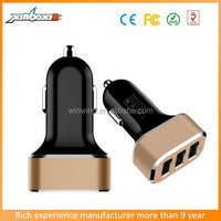 OEM Factory Mobile Phone Accessories 12V Car Adapter For MP4 Player