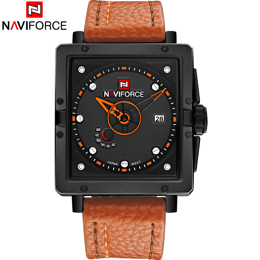 List Manufacturers Of New Naviforce Watch Buy New