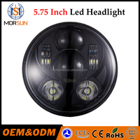 "Motorcycle daymaker led projector headlight off road motorcycle led headlight 5.75"" headlight led"