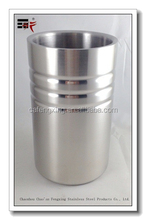 Fengxing Fashion Double Wall Wine Cooler, Stainless Steel