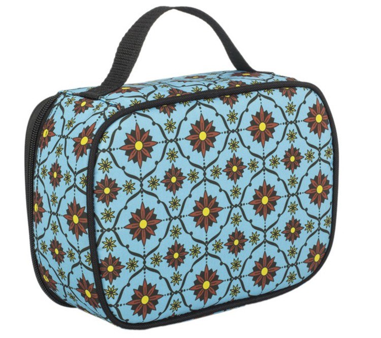 Carrying Handle Picnic Cooler Lunch Bag